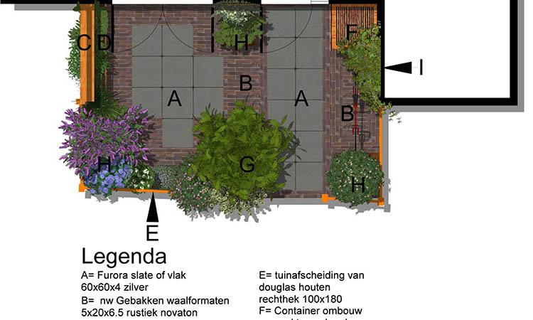 Heerlijk Stads Voortuintje In Utrecht